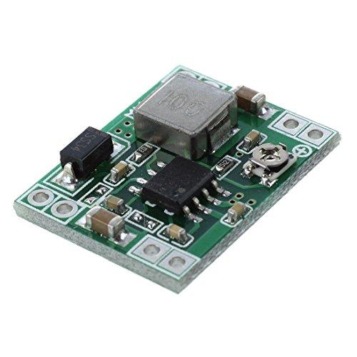 『SODIAL(R) 5件ミニDC-DCコンバータステップダウンモジュール調整可能電源出力0.8-20V』の4枚目の画像