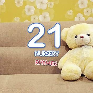 #21 Kinderlieder für längere Schlafmuster