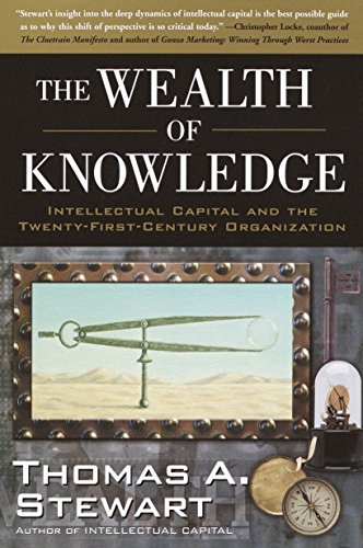 Compare Textbook Prices for The Wealth of Knowledge: Intellectual Capital and the Twenty-first Century Organization  ISBN 9780385500722 by Stewart, Thomas A.
