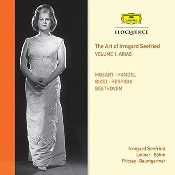The Art Of Irmgard Seefried – Volume 1: Arias