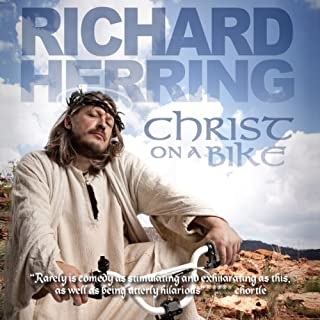 Christ On a Bike audiobook cover art