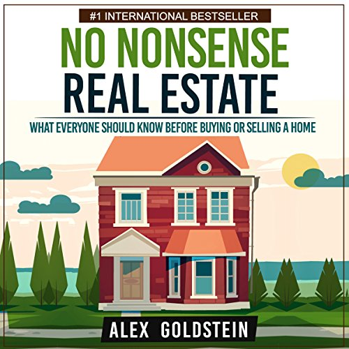 No Nonsense Real Estate audiobook cover art