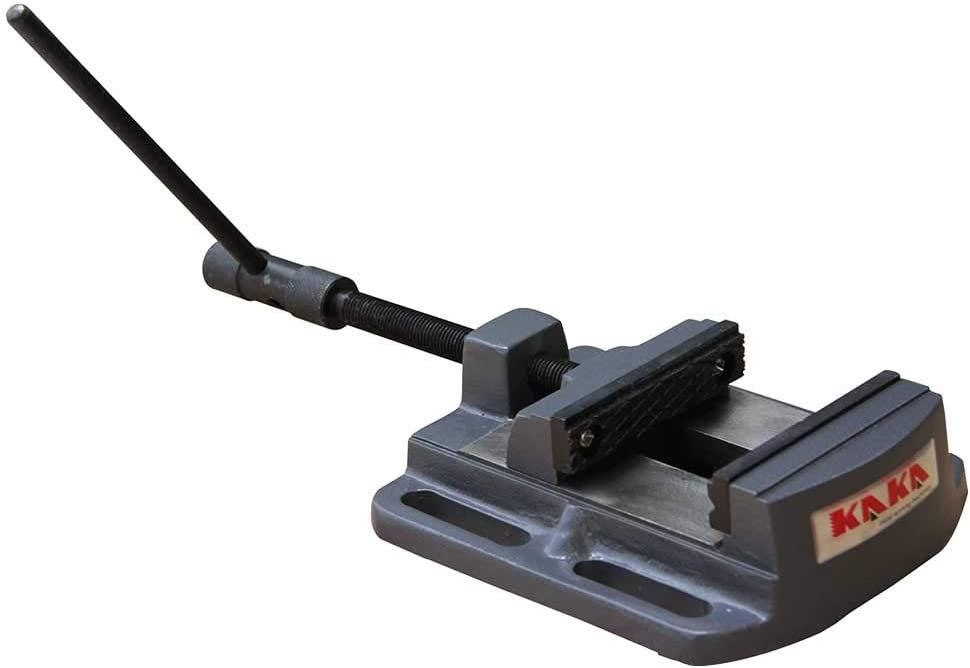 """KAKA BSM-100 4"""" Cast Iron A surprise price is realized Drill Clamp Machine Vise Ov Press Max 44% OFF"""