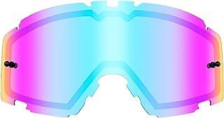 Enduro de Motocicleta ONeal Consigue una vista clara 10x Tear Off Strips B 50 Goggle Tear Off Pack Blanco con un solo tir/ón Repuestos de Gafas de Motocross