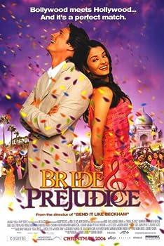 Pop Culture Graphics Bride and Prejudice Poster Movie 11x17
