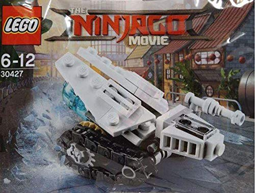 Lego - Ninjago Movie - 30427 Ice Tank Eispanzer Polybag