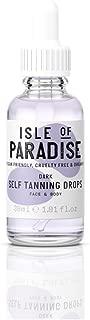 Isle of Paradise Self-Tanning Drops Dark Full Size