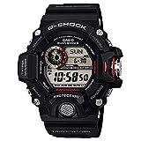 カシオ CASIO レンジマン 電波 ソーラー 腕時計 GW-9400-1【メンズ】 [並行輸入品]