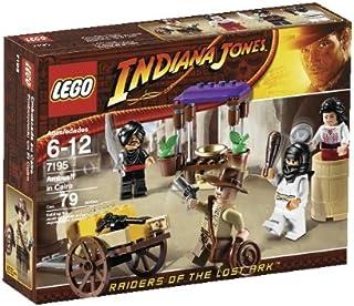 LEGO Indiana Jones Ambush in Cairo (7195)