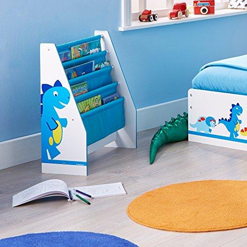 Dinosaurier Bücherregal für Kinderbücher - 7