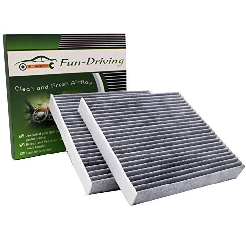 2 Pack FD157 Cabin Air Filter for AVALON/CAMRY/COROLLA/PRIUS/PRIUS PRIME/RAV4,ES350/RX350/RX350L/RX450H/RX450HL,CX-9,Replace 87139-0E040/TK48-61-J6X