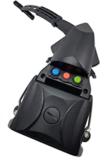 UVIA Helmet Visor Shield Wiper for Motorcyle ATV Scooter Supermotard Ski Snowboard Jet Ski (Arai, Shoei, AGV, Suomy, Z1R, KBC, HJC, Bell, Nolan, X-Lite, Shark, Schubeth, Kabuto, Joe Rocket