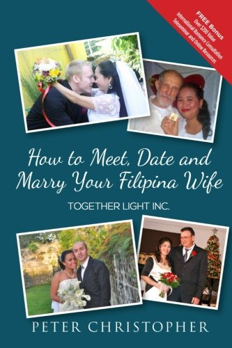 How to Meet, Date and Marry Your Filipina Wife: Black and White Interior