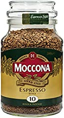 Moccona 200g. Discount applied in prices displayed.