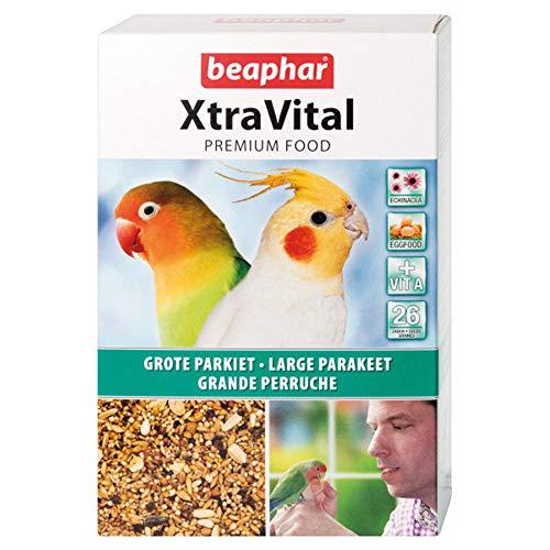 beaphar XtraVital Großsittich Futter 1 kg