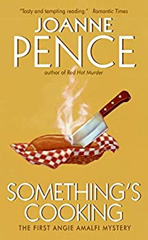 Something's Cooking 0061080969 Book Cover