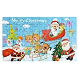 mildily Jigsaw Puzzle , Christmas Jigsaw Puzzle Game Safe Early Educational Toys , Christmas Jigsaw Puzzle for Kids