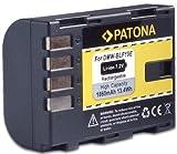 Bundlestar Qualitätsakku für Panasonic DMW BLF19 E 1860mAh mit Infochip Intelligentes Akkusystem - Für Panasonic Lumix DC GH5 DMC GH3 GH4 GH4R usw.