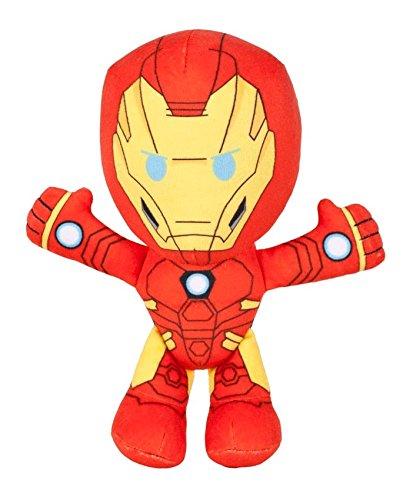 Famosa Softies - Peluche 19 cm Iron Man (760014866