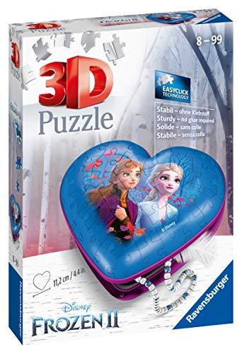 3D Puzzle Building Tour Eiffel Night (12579 1) , color, modelo surtido