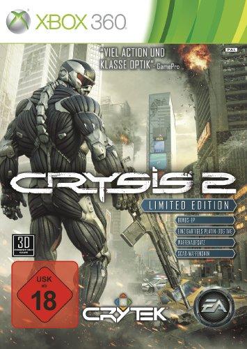 Crysis 2 - Limited Edition Uncut [Importación Alemana]