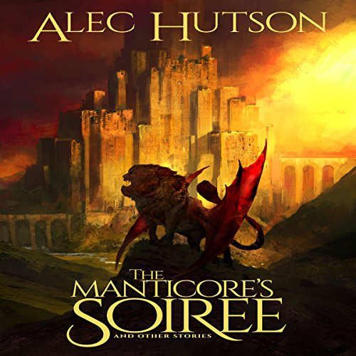 The Manticore's Soiree audiobook cover art