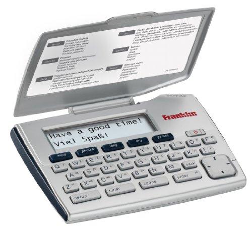 Franklin ET-3106 6-Language Advanced European Translator mit über 500.000 Einträgen