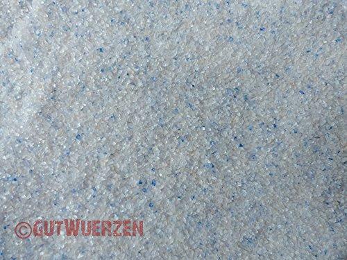 180g Blausalz - fein - selten und toller optischer Effekt * faire und günstige Versandkosten *