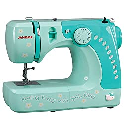 Janome Hello Kitty Sewing Machine for Beginners