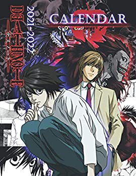 Death Note  2021.2022 Anime/Manga Calendar with Big Size - High Quality Images