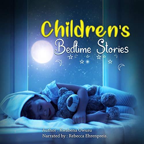 Children's Bedtime Stories cover art
