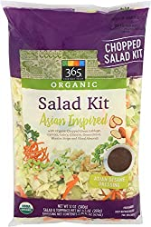 365 Everyday Value, Organic Salad Kit, Asian Inspired, 12 oz
