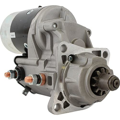 db electrical snd0634 new starter for freightliner fl60 fl70 fl80 m2 truck  w mbe900 mercedes engine