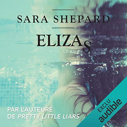 Elizas audiobook cover art