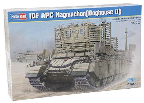 Hobby Boss 083870–1/35 UDF APC Doghouse II Plastique modèle Kit