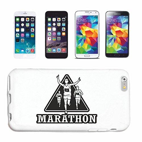 Reifen-Markt Hard Cover - Funda para teléfono móvil Compatible con Samsung Galaxy S3 i9300 Marathon Marathon Corredor de maratón EE.UU. Camisa Marathon Media MARAT