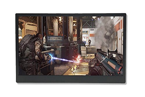 17.3 inch IPS Screen for PS4 pro 3840X2160 4K HDMI DP Portable Monitor HDR Screen for Gaming Computer Laptop