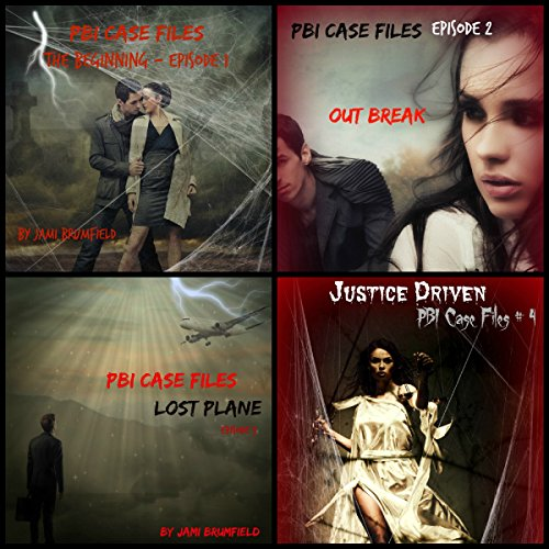 PBI Case Files, Bundle 1 audiobook cover art