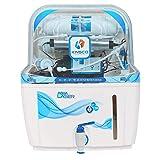 Kinsco Genuine Aqua Laser 15 Litre RO + Uv + UF + TDS Adjuster Water Purifier for home office