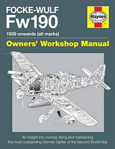 Focke Wulf FW190 Manual (Haynes Manuals)