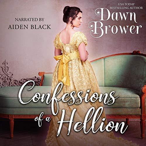 Confessions of a Hellion Titelbild