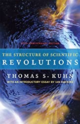 Book cover: The Structure of Scientific Revolutions by Thomas S. Kuhn