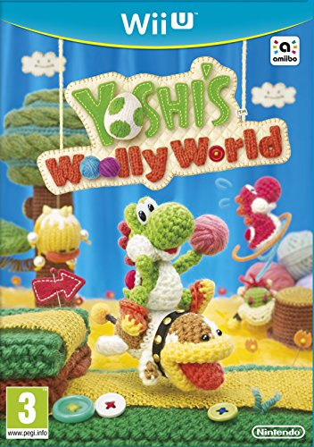 Yoshi's Woolly World [Importación francesa]