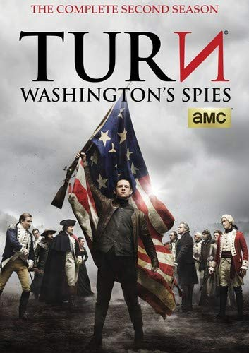 Turn: Washington's Spies - The Complete Second Season