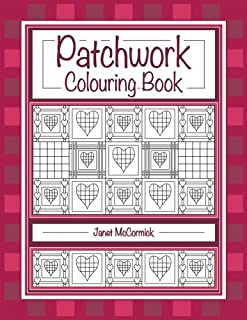 Patchwork Colouring Book