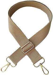 Accroche-sacs 1# Bagages Mentin Réglable 120cm Anse De Sac Crossbody Bag À Main Bandoulière Lanière Bretelle Sangle De Rechange DIY Accessoires Shoulder Bag