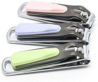 クリエイティブ爪切り湾曲爪切りシンプルな爪切り、ランダムな色