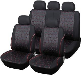 Wakauto Capas de assento de carro para encosto alto, almofada de assento de automóvel, ajuste universal, resistente ao des...