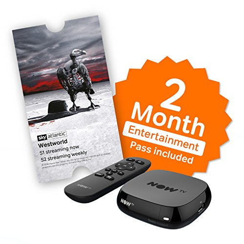 NOW TV Box – 2 Month Unlimited Entertainment...