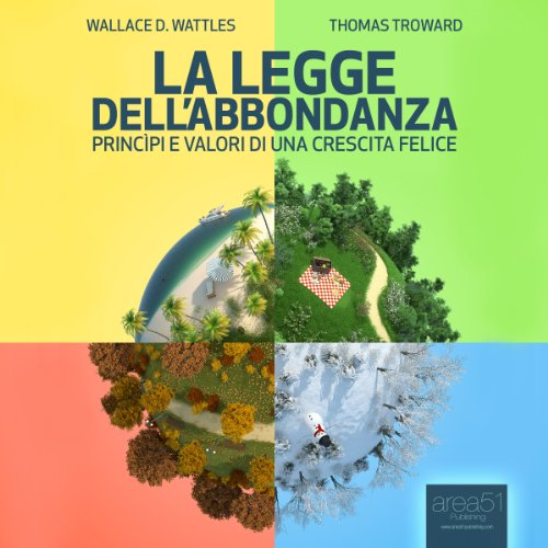 Titolo: La Legge Dell'Abbondanza [The Law of Opulence] cover art